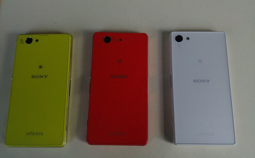 Anmeldelse af Sony Xperia Z5 Compact