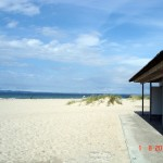 Stranden ved Hornbæk (2)