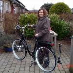 Anmeldelse af Lifebike 7-gears damecykel