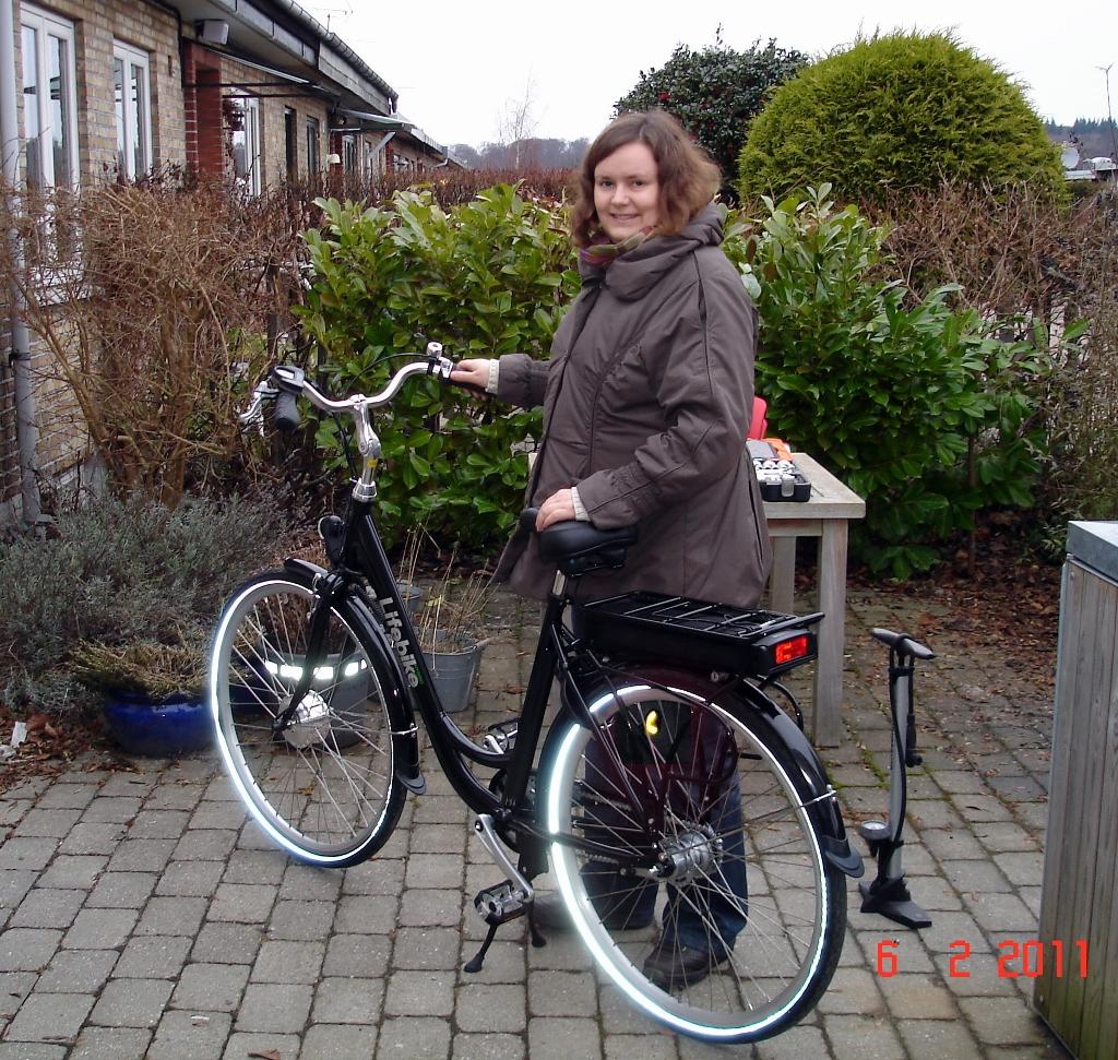 kildemoes el cykel 7 gear