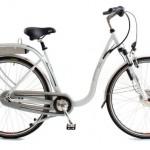 Jeg har fået ny el-cykel