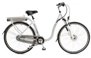 ny elcykel